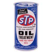 【ステッカー】STP 防水ステッカー OIL 02