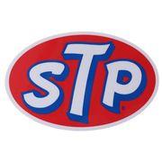【ステッカー】STP 防水ステッカー LOGO 02
