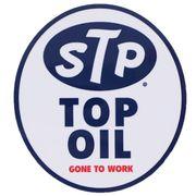 【ステッカー】STP 防水ステッカー TOP OIL