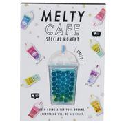 【メモ帳】MELTY CAFE ジェリーボールメモ Colorful drink