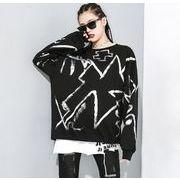 u15794 トップス ゆったり 韓国ファッション レディース  セーター 大きいサイズ