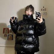 原宿 手厚い コットンコート コットン 服 女 冬 韓国風 新しいデザイン 風 明るい面
