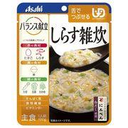 アサヒグループ食品(Asahi) バランス献立 [UD]しらす雑炊