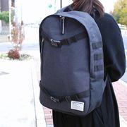 ラウンドリュック バッグ レディース メンズ 通勤 通学 軽量 B4サイズ対応 大容量サイズ