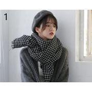 新作登場★メンズマフラー★ファッション★厚い ロング★暖かいマフラー★紳士用★冬定番