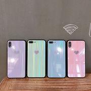 iphoneケース ガラスケース スマホケース ipone11ケース 携帯カバー