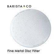 BARISTA & CO(バリスタアンドコー)/ ファインメタルディスクフィルター/ ツイストプレス用フィルター