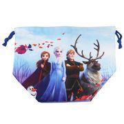 【ランチ巾着】アナと雪の女王2 ランチ巾着
