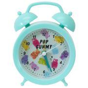 【目覚まし時計】POP GUMMY プチベルアラームクロック