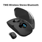 TWS ワイヤレスヘッドフォン BLUETOOTH イヤホンヘッドセット