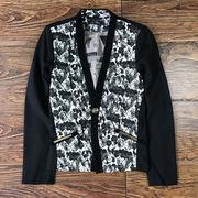 春服 新しいデザイン スーツ 男 韓国風 ストリーム 青年 小さなスーツ 男性服装 着や