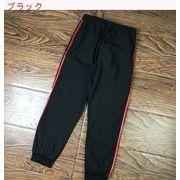 パンツ 男 春 何でも似合う 韓国風 ストリーム カジュアルパンツ 運動 着やせ 学生
