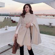 2色 2019秋冬 韓国ファッション ロングアウター