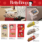 【便利】Tissue & Toilets Paper Cover【Betty Boop】