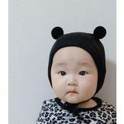 韓国風★★★ベビー赤ちゃん帽子★帽秋冬新品!!!★大人気★クマの耳★ハットファション帽★