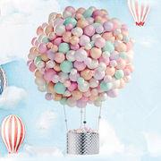 風船 バルーン 10インチ風船 バレンタイン イベント 誕生日 パーティー お祭りに♪ 約100枚入り カラフル