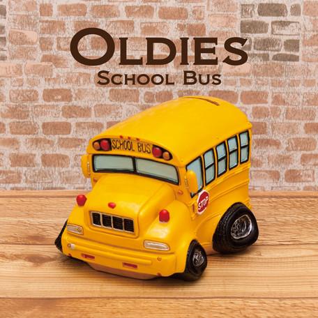 オールディーズ マネーバンク★School bus★
