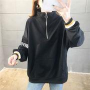 春夏新作 732073大きいサイズ 韓国 レディース ファッション    Tシャツ   LL-4L