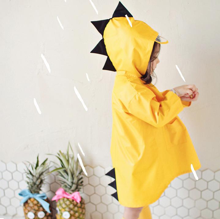 子供 男女兼用  子供用 レインコート 雨具
