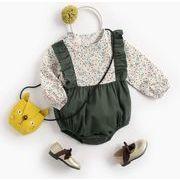 2020春日新品★ベビー服★オールインワン★ロンパース★ドッキング★子供服★赤ちゃん着★可愛い★0-3歳