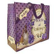 フランス ショッピングバッグ『Violette Senteur』