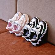 子供 靴 児子供 スポーツシューズ 女児 通気 ネット 表面 靴 中 大 男児 新春 ス