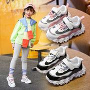児子供 スポーツシューズ 新しいデザイン 春バージョン 男児 靴 女児 ネット レッド