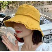 2020 新作 ハット 帽子 オシャレ 薄 まくれ クロッシェ 韓国