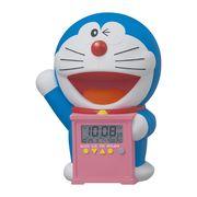 ドラえもん おしゃべり目覚まし時計 JF374A
