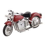 ミニチュアクロックコレクション バイク C3152-RD