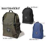 S) 【マリメッコ】 バックパック メトロ METRO 雑貨 バッグ 鞄 リュックサック 全3色 メンズ レディース