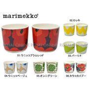 Y) 【マリメッコ】 食器 コーヒーカップセット 200ml COFFEE CUP 2PCS 湯飲み アイスカップ 全6色