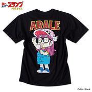 ★誰もが知ってるあのアニメ「Drスランプ アラレちゃん」のイラストが可愛いARALEプリントTシャツ★