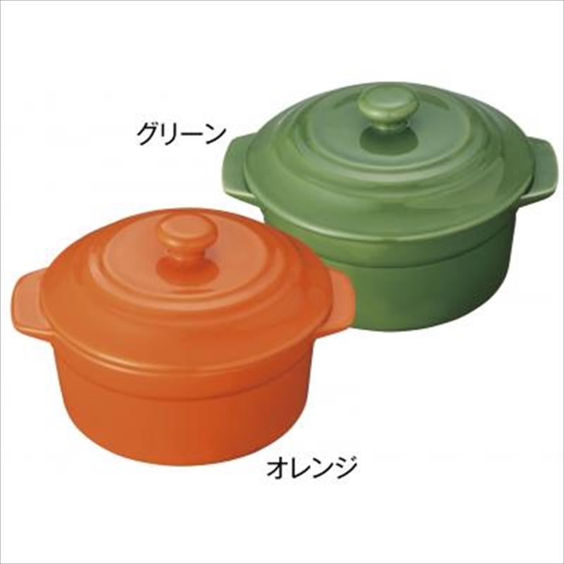 レンジで簡単ココット鍋 1個 /鍋 電子レンジ オーブン 調理器具 キッチン