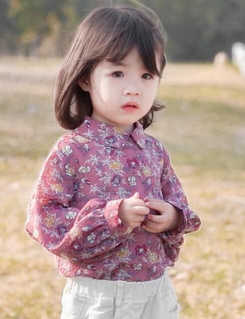 韓国ファッション 韓国子供服  2020春夏新作 子供服  トップス シャツ 7-15