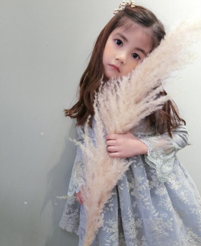 韓国ファッション 韓国子供服 ワンピース冬新作 子供服 スカート トップス  2色