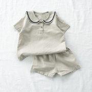 韓国ファッション 韓国子供服  2020春夏新作 子供服  上下セット 90-130cm