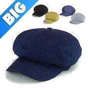 BIGSIZEオールド六方キャスケット ヤング帽子