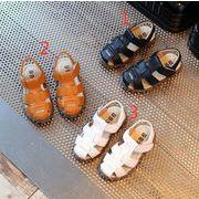 2020年春日新作【子供靴】★可愛い靴★キッズ靴★サンダル★子供靴★男の子★3色21-36