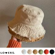 バケットハット 【即納】 シンプル 帽子  トレンド レディース  韓国ファッション 流行