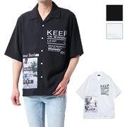 半袖デコレーションシャツ/sb-515027