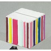 アウトレット[特別プライス・対象外商品]ストライプカードスタンド(レッド)