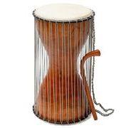 木製トーキングドラム[プレーン]