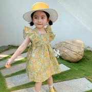 ワンピース プリンセス 女の子 夏 韓国子供服 スカート 2020新作 SALE ファッション 動画あり