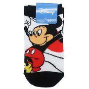 【靴下】ミッキーマウス キッズソックス フラッグ