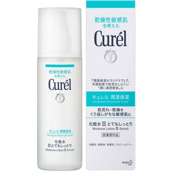 花王 Curel キュレル 化粧水III リッチ とてもしっとり 150ml