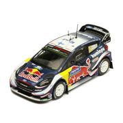 ixo/イクソ フォード フィエスタ WRC 2018 ラリーフィンランド #3 T.Suninen / M.Markkula