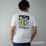 【2020新作】 Tシャツ メンズ 半袖 プリント キャラクター イラスト バックプリント カットソー トップス
