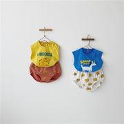 ベスト パンツ セットアップ ベビー 人気商品  赤ちゃん キッズ 2020新作 セール ファッション