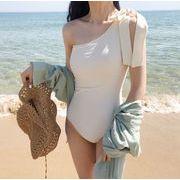夏新作 レディース 水着 韓国風 水泳 ワンピース ビギに 韓国ファッション